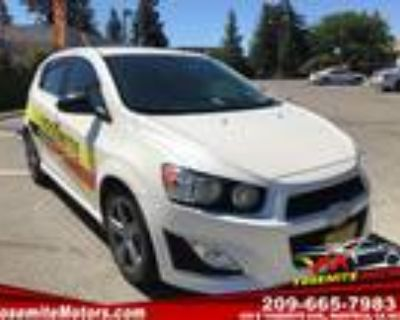 2014 Chevrolet Sonic RS for sale