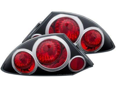 Anzo Usa 221081 Tail Light Assembly Fits 00-05 Eclipse