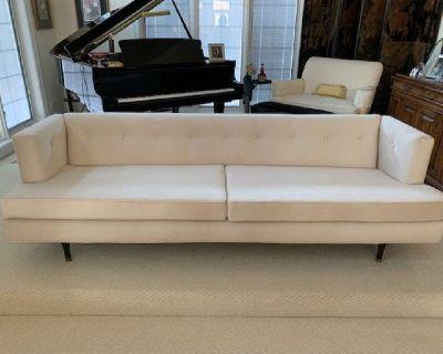 Edward Wormley Dunbar sofa - Mid-century Modern