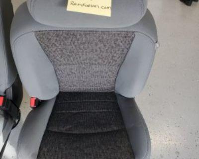 4th Gen Ram Front Seats
