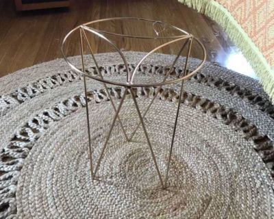 Mid Century Style Plant Stand (3 available)