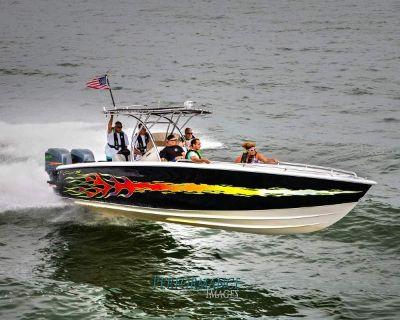 2007 Concept 36 cuddy