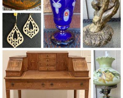 Longmont CO, Antiques, Art, Ku Fu, Rugs, Pottery