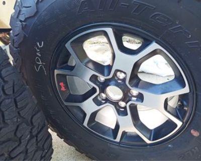 Washington - Used MW3 Call of duty wheels/tires.