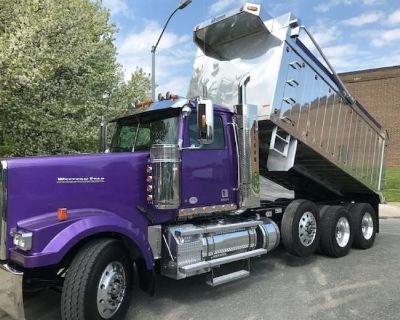 2020 WESTERN STAR 4900 Dump Truck CLASS 7 (GVW 26001 - 33000)