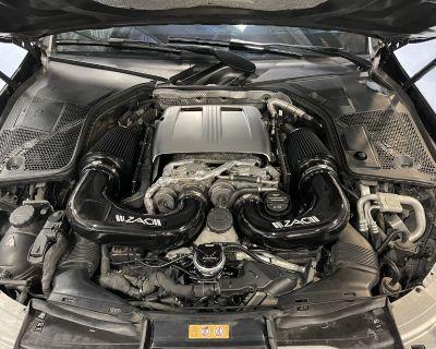 ZAC Motorsport Performance EVO1 Intakes w/Heat Shields and Turbo Blanket