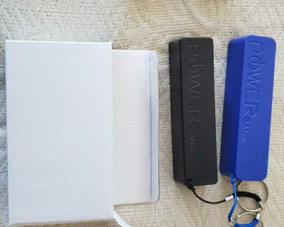 Power Bank Portable Battery Charger!