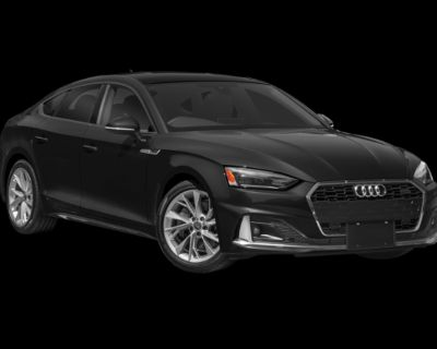 New 2021 Audi A5 40 Premium quattro 4D Hatchback