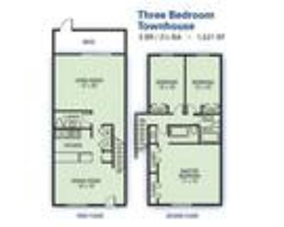 Morrowood Townhomes - Three Bedroom Townhouse
