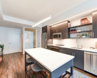 Navy Yard Luxury Apartment with Indoor basketball court, multiple gyms, and rooftops