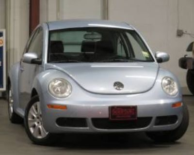 2010 Volkswagen New Beetle Coupe Manual (PZEV)