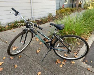 Schwinn bike in great condition with brandnew U lock