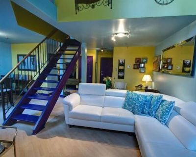 Executive 2 Bedroom Downtown Condo with Private Parking - Downtown St. John's