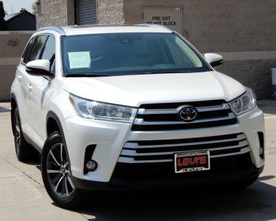 2019 Toyota Highlander XLE V6 AWD (Natl)