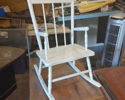 Toy Rocking Chair