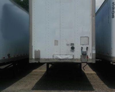 Rent a Dry Van Semi Trailer