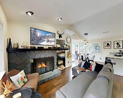 Arrowhead Villas Haven | Hot Tub, Deck, Grill | Balcony with Hammock Chairs - Arrowhead Villas