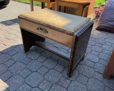 Small bench - restauration project