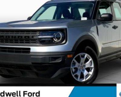 2021 Ford Bronco Sport Base