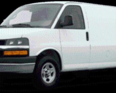 """2007 Chevrolet Express Cargo Van 1500 135"""" RWD"""