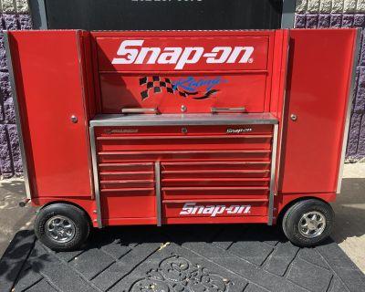 Snap On Pit Box Tool box Miniature