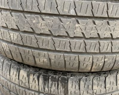 FS 285/45/22 Bridgestone quality tires