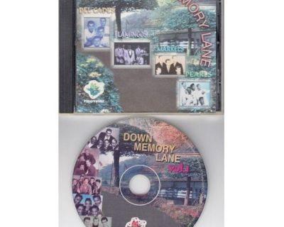DOWN MEMORY LANE ~ Vol.2*CD !