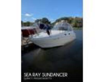 31 foot Sea Ray Sundancer