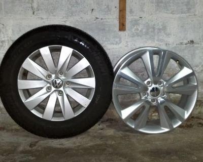 """Wheels for VW Routan For Sale - 20"""" Wheels Dodge Durango & 17"""" VW OEM Wheels"""