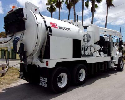 2006 Sterling LT8500 VacCon VACUUM/JETTER COMBO