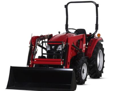 2020 TYM Tractors T394 Tractor W/ Loader And Industrial Tires