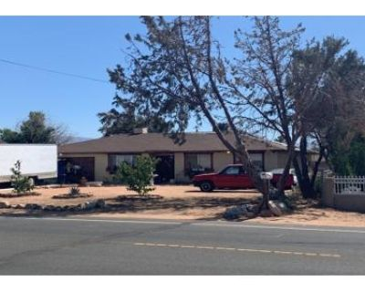 3 Bed 2 Bath Preforeclosure Property in Apple Valley, CA 92307 - Thunderbird Rd