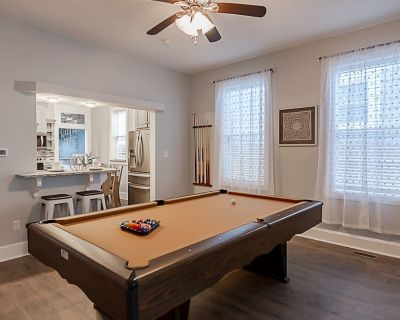 4BR Bates-Hendricks Bungalow w/ Pool Table & more! - Center Township