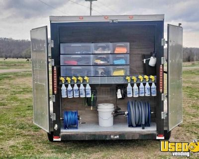 Turnkey Mobile Detailing Business w/ 2020 Spartan 6' x 12'  Trailer