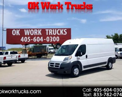 Used 2014 RAM Promaster 3500 High Roof Tradesman 159-in. WB