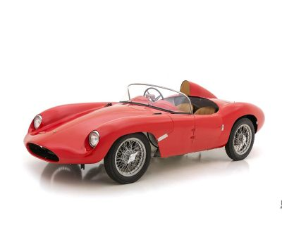 1951 Bandini 750 Siluro