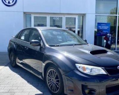 2011 Subaru Impreza WRX Base