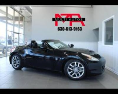 2011 Nissan 370Z Touring Roadster Auto