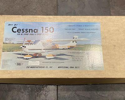 Sig Cessna 150 Kwik-Bilt kit - With optional window kit