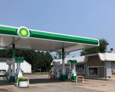 Branded BP Gas and Convenience Store