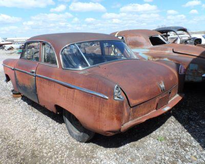 1952 Willys Areo ACE 2 Door Sedan