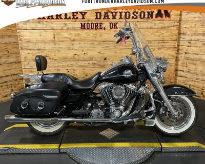 Pre-Owned 2008 Harley-Davidson Road King Classic FLHRC