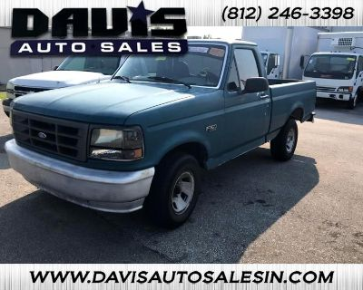 1996 Ford F-150 Special Reg. Cab Short Bed 2WD