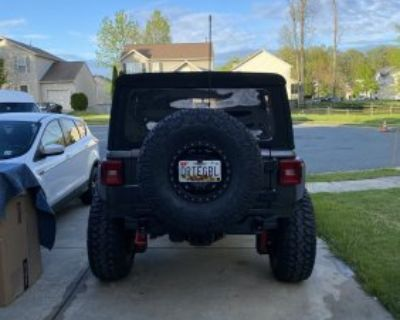 Virginia - JLU Premium Twill Soft Top With Tinted Windows $1400 obo