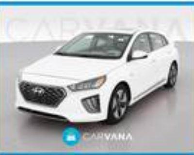 2020 Hyundai Ioniq White, 2398 miles