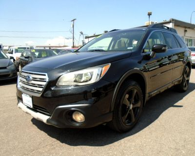 Used 2016 Subaru Outback 4dr Wgn 3.6R Limited