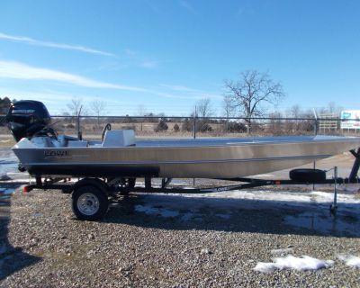 2021 Lowe ROUGHNECK 1860 BIG RIVER W/ TRAILER Utility Boats West Plains, MO