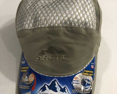New! Cooling Hat As seen on TV