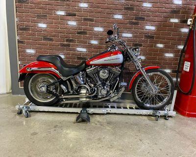 2002 Harley-Davidson FXSTD/FXSTDI Softail Deuce Cruiser Dimondale, MI