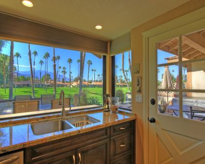 Location, Location, Spectacular Mountain & Golf Couse Views!! Remodeled PD Condo - Palm Desert